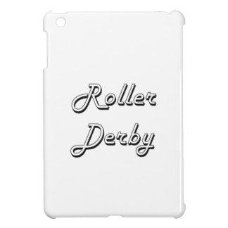 Roller Derby Classic Retro Design iPad Mini Covers