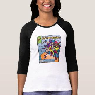 Roller Derby Comic T-Shirt