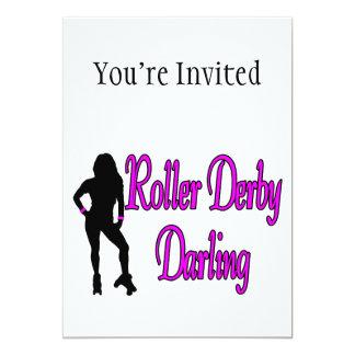 Roller Derby Darling Card