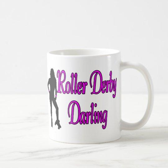 Roller Derby Darling Coffee Mug