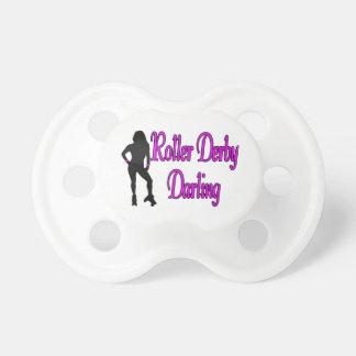 Roller Derby Darling Pacifier