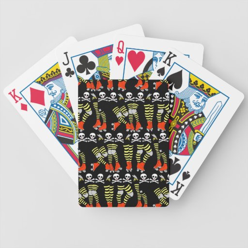 Roller Derby deck of Playing cards poker cards