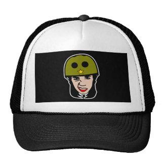 Roller Derby Ggggrrrrrlll!! Trucker Hat