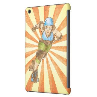 Roller Derby Girl Phone Case iPad Mini Case