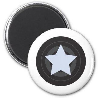 Roller Derby Jammer Magnet