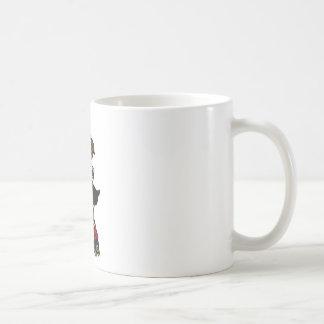 Roller Derby Jammer red Coffee Mug