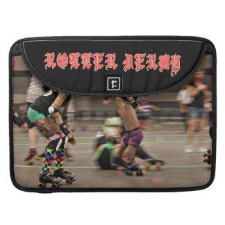 Roller Derby Players MacBook Pro Sleeve