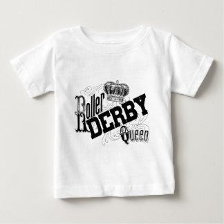 Roller Derby Queen Apparel Baby T-Shirt