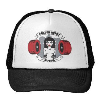 Roller Derby Queen Trucker Hat