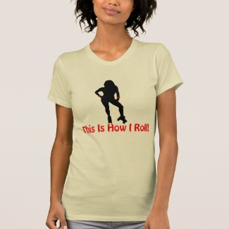 Roller Derby Roll T-Shirt