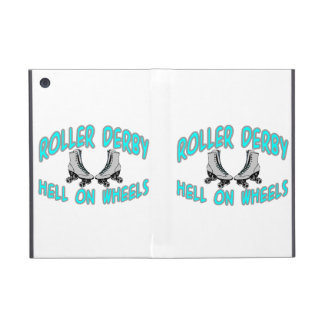 Roller Derby Roller Skating Cases For iPad Mini