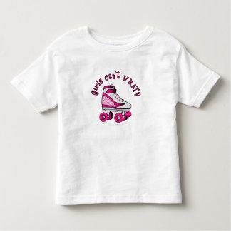 Roller Derby Skate - Pink Toddler T-shirt