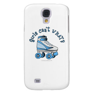 Roller Derby Skate - Sky Blue Galaxy S4 Cover