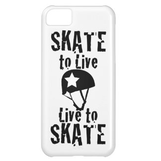 Roller Derby, Skate to Live Live to Skate, Jammer Cover For iPhone 5C