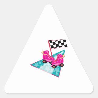 Roller Derby Skates Stickers