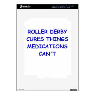 roller derby skin for iPad 3