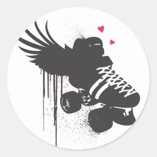 Roller Derby Sticker