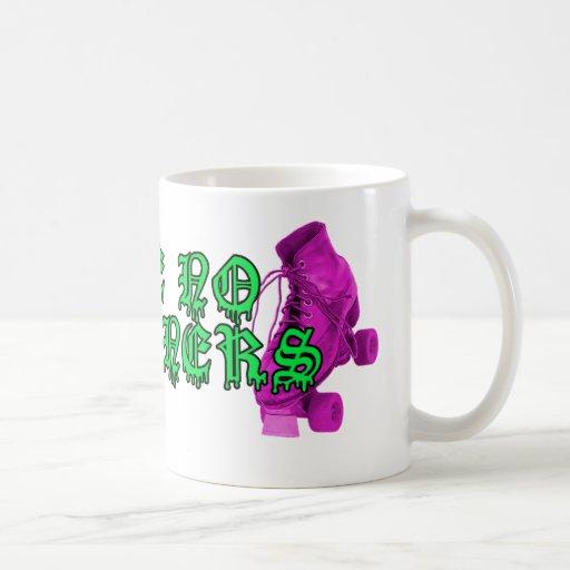 Roller Derby - Take No Prisoners! Coffee Mug