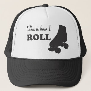 Roller Derby - This Is How I Roll Trucker Hat 975ac6d07d1