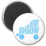 Roller Derby Widow Magnets