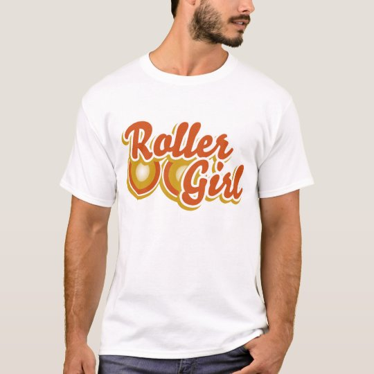 Roller Girl in the Derby T-Shirt