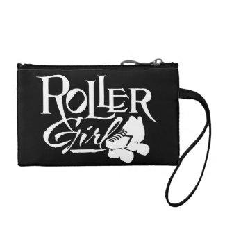 Roller Girl, Roller Derby Coin Purse