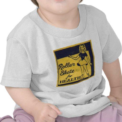 Roller Girl Shirts