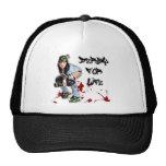 Roller Girls BREAK NECKS Hat