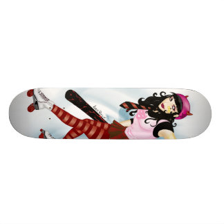 Roller GRRL Skateboard Deck
