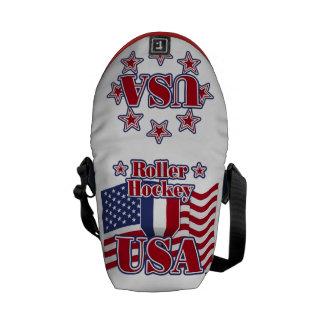 Roller Hockey USA Courier Bag