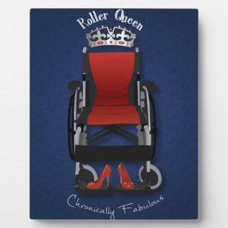 Roller Queen Plaque