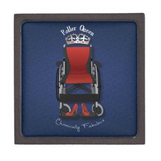 Roller Queen Premium Keepsake Box