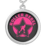 Roller Rebel Necklaces
