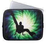 Roller Skate Dancing Computer Sleeve