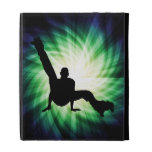 Roller Skate Dancing iPad Folio Cases
