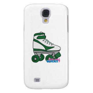 Roller Skate - Green Samsung S4 Case