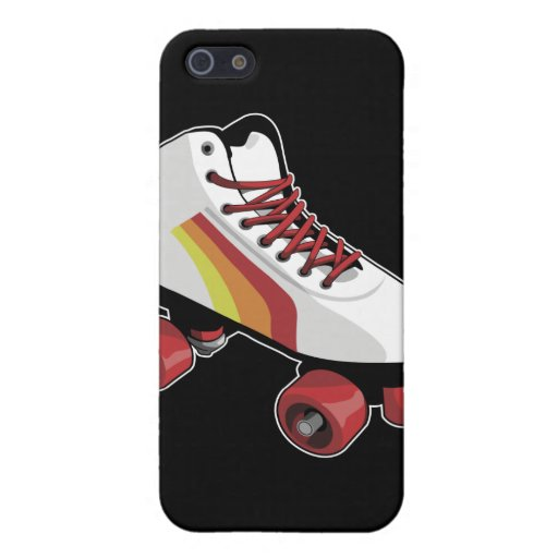 Roller skate iphone4S case Cover For iPhone 5/5S