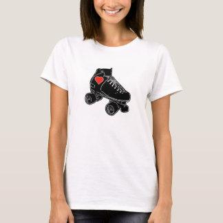 Roller Skate Love T-Shirt