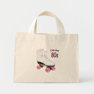 Roller Skate Mini Tote Bag