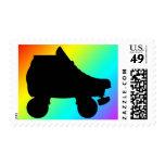 roller skate stamp