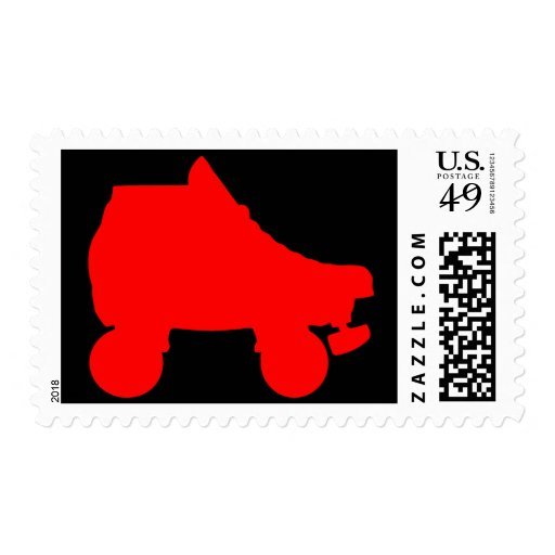 roller skate stamps