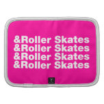 & Roller Skates Folio Planners
