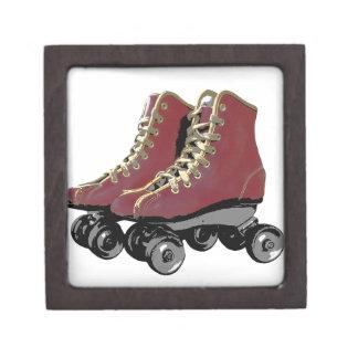 Roller Skates Gift Box