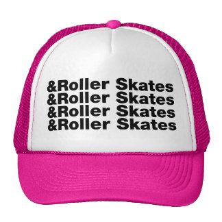 & Roller Skates Trucker Hat