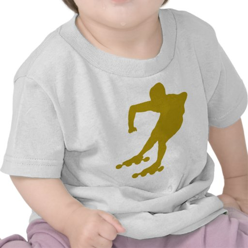 roller-skating-2 t shirt