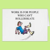 roller skating accident card