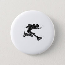 Roller skating button