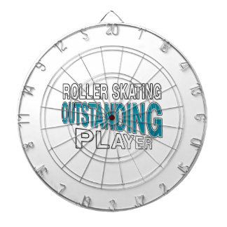 ROLLER SKATING OUTSTANDING PLAYER DARTBOARD
