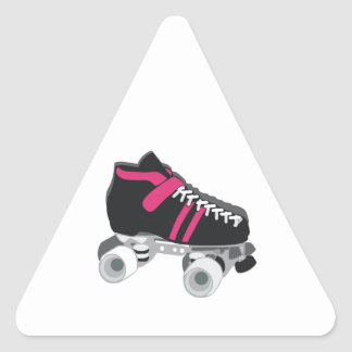 Roller Stake Sticker