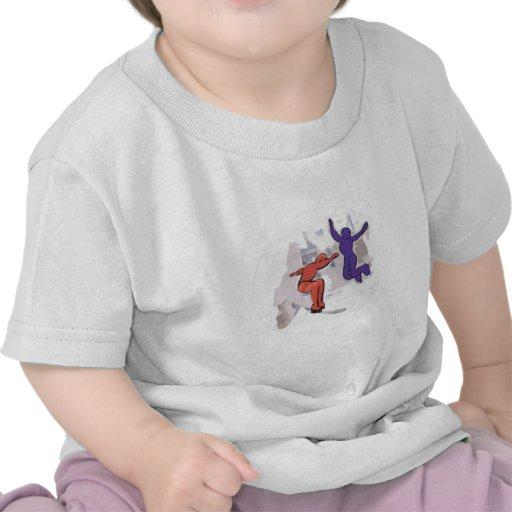 rollerblade1basic camiseta